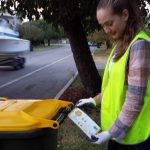 bin tagging helps residents correctly sort their waste