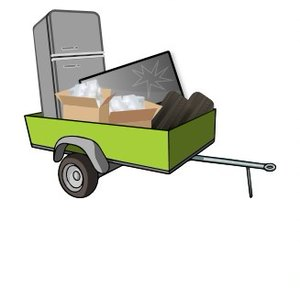 Polystyrene, refrigerated appliances, electronic goods need specialist recycling and cannot be thrown in kerbside bins