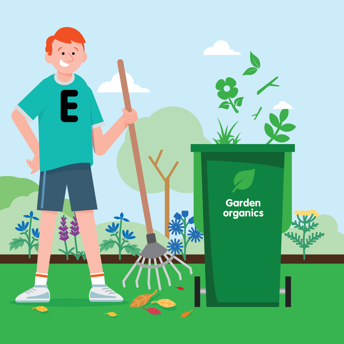 earthcycle garden waste