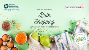 how to make bulk food shopping work for you without the waste